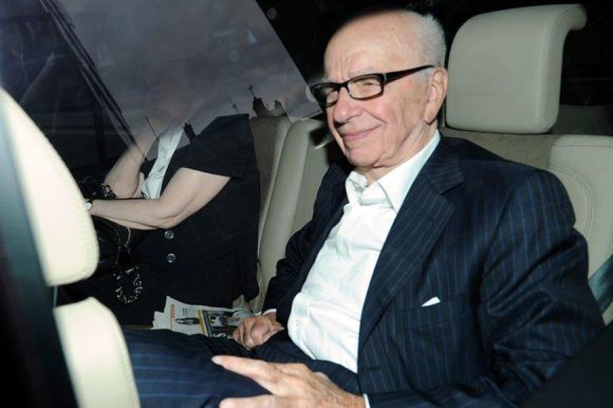 Rupertas Murdochas
