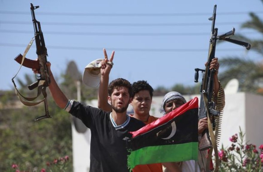 Sukilėliai Tripolyje