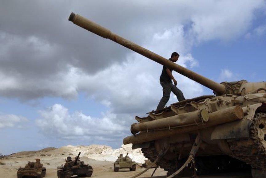 Kariai Libijoje