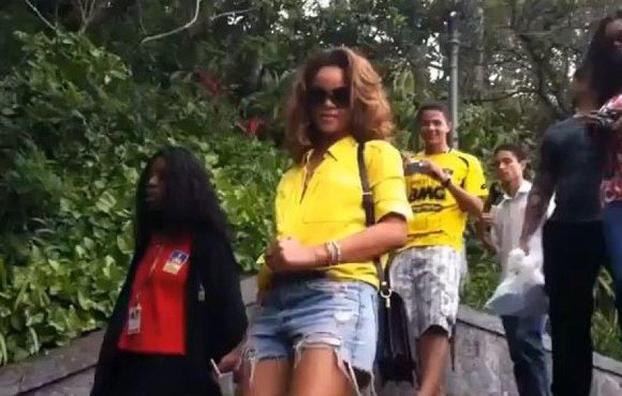 Rihanna Rio de Žaneirie