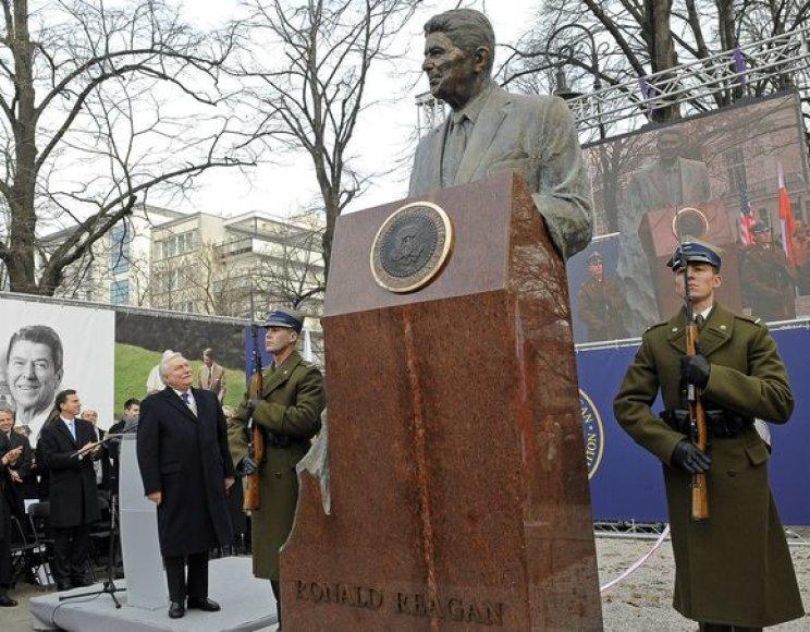 Paminklas Ronaldui Reaganui