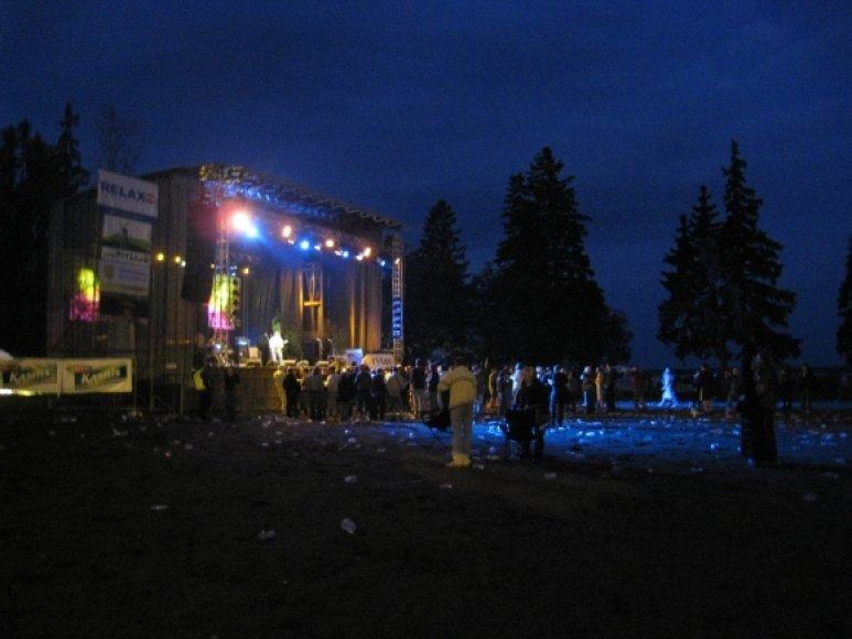 """""""Bliuzo naktys"""" Varniuose 2009-07-10/11"""