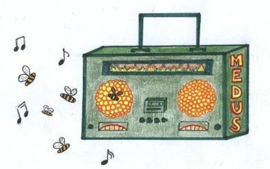 """Gyvos muzikos klubas """"Medus"""""""