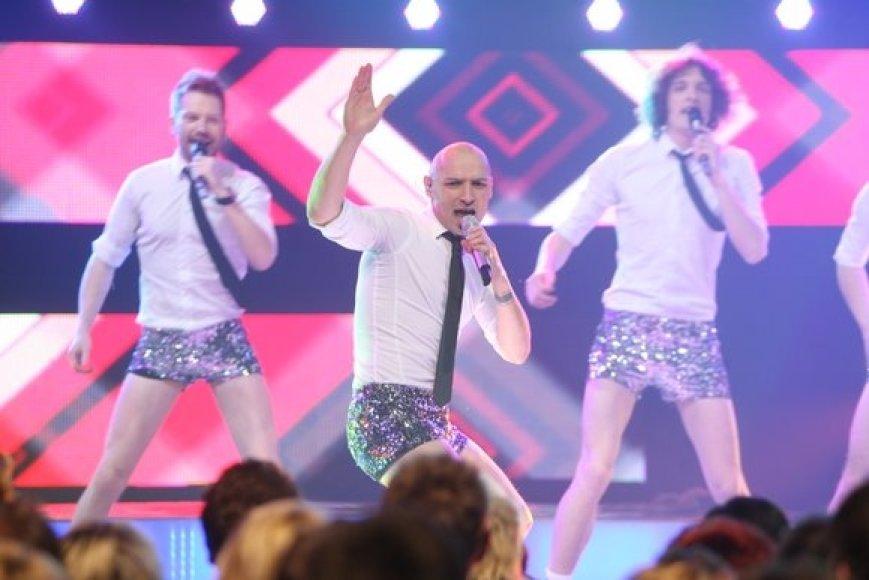 """""""InCulto"""" laimėjo kelialapį į """"Euroviziją"""""""