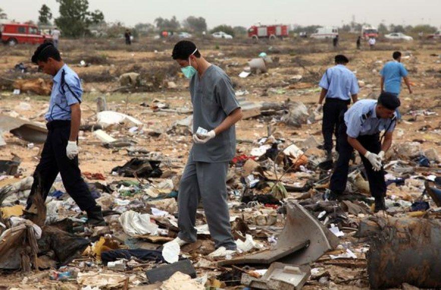 Tragedija Libijoje