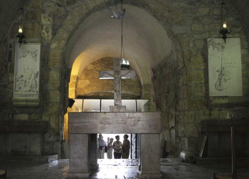 Turizmas Sirijos sostinėje Damaske