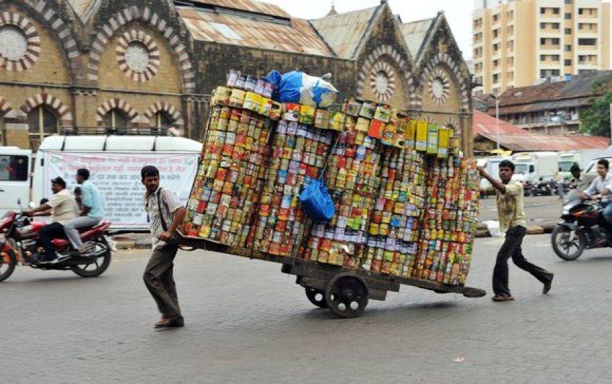 Lanksti Indijos ekonomika