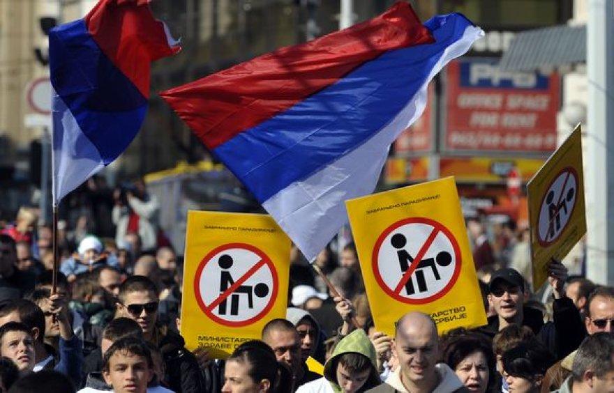 Protestas prieš homoseksualus