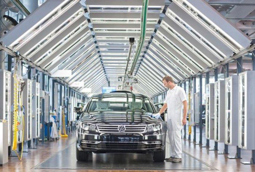 Gamyba Vokietijoje