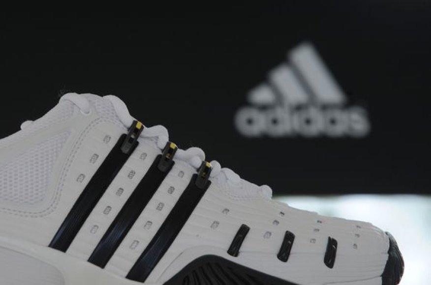 """""""Adidas"""" skelbia gerus rezultatus"""