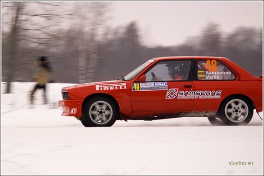 Martyno Samsono automobilis