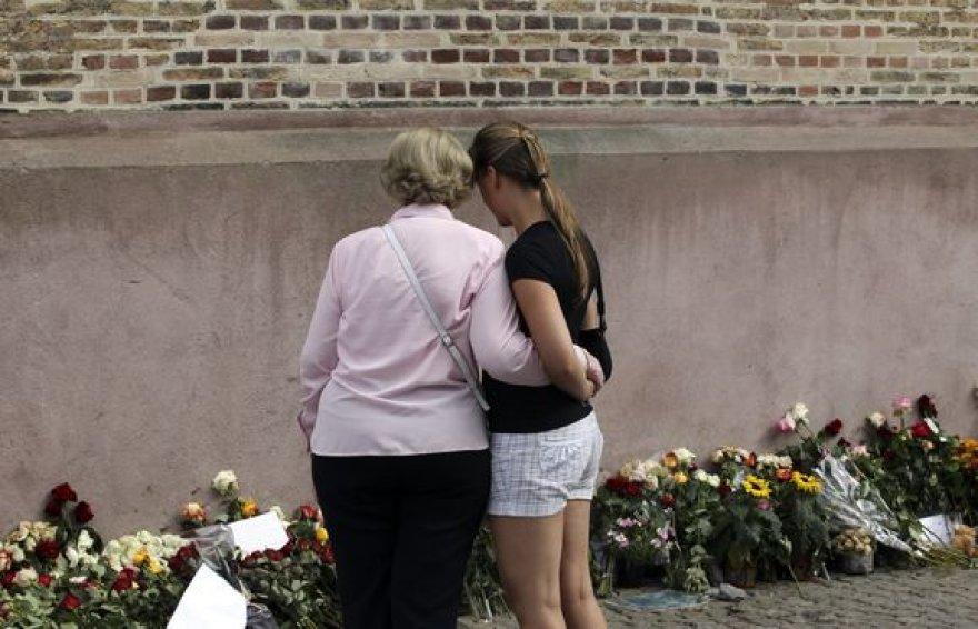 Norvegai prisimena žudynių aukas