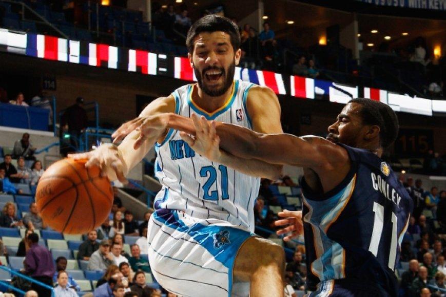 Venesuelos rinktinės lyderis Greivis Vasquezas – vienintelis šalies krepšininkas NBA.
