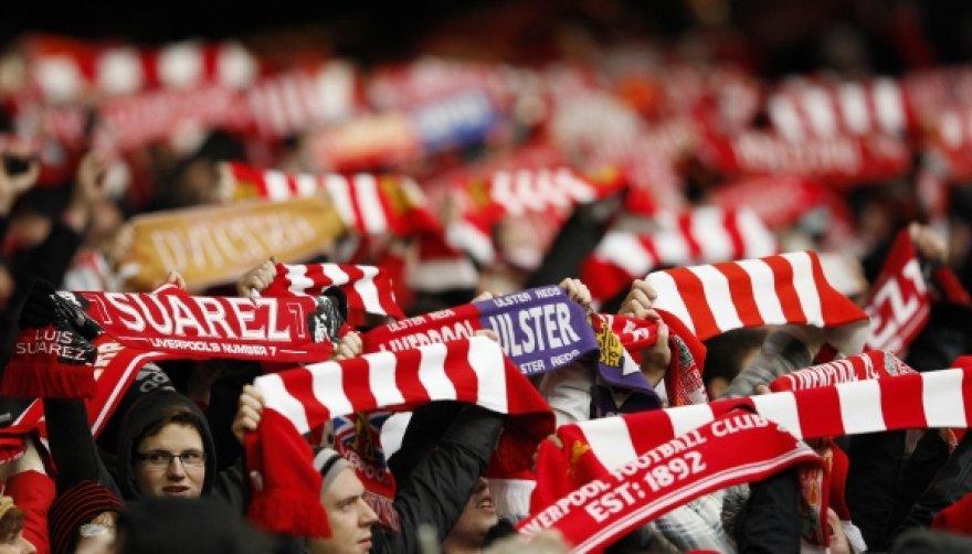 """""""Liverpool"""" klubo sirgaliai."""