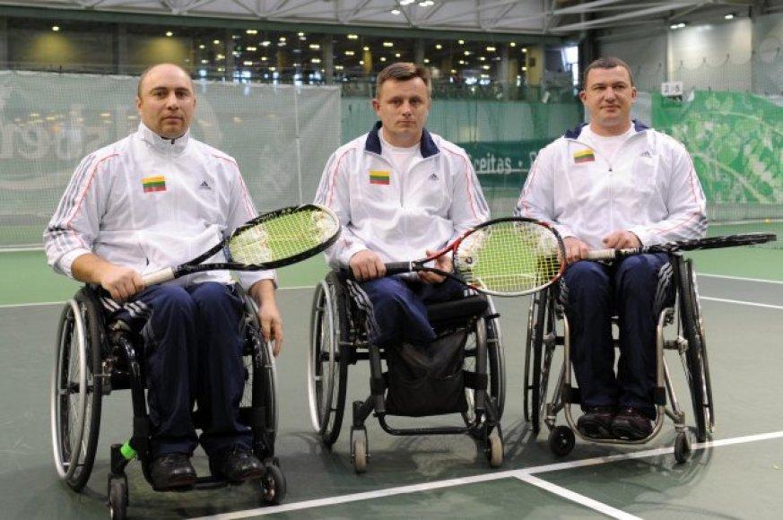 Lietuvos garbę Turkijoje gynė Aleksandras Olechnovičius, Janas Vysockis ir Aleksandras Pacevičius.