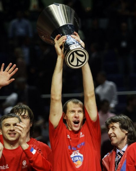 Finale R.Šiškauskas sieks trečiojo, o 33 metų Š.Jasikevičius – jau ketvirtojo Eurolygos čempiono titulo.