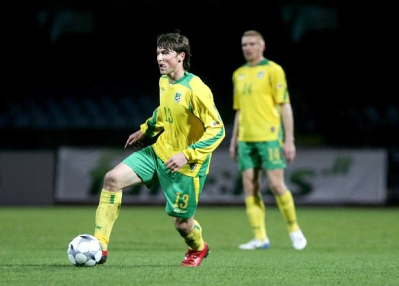 """Su Kijevo """"Arsenal"""" klubu S.Mikoliūnas sudarė trejų metų sutartį."""