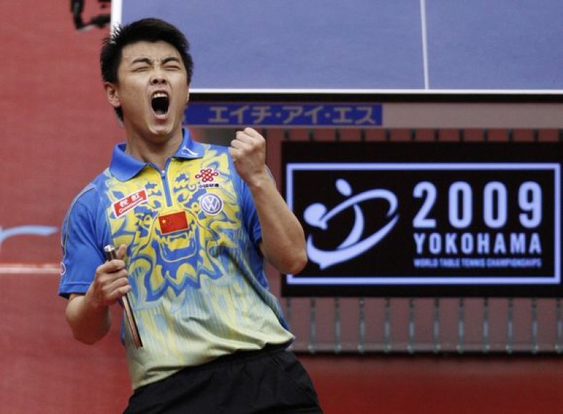 Kinijoje manoma, jog naujai užsimezgęs W.Hao meilės romanas suteiks stalo tenisininkui psichologinės stiprybės ir padės jam iškovoti dar daugiau pergalių.