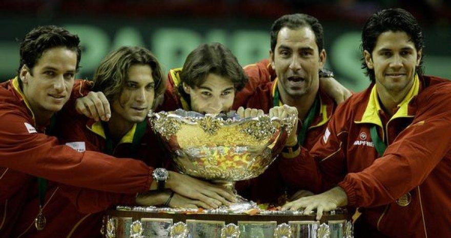 Ispanija Deviso taurę šalies istorijoje laimėjo ketvirtą kartą šalies istorijoje
