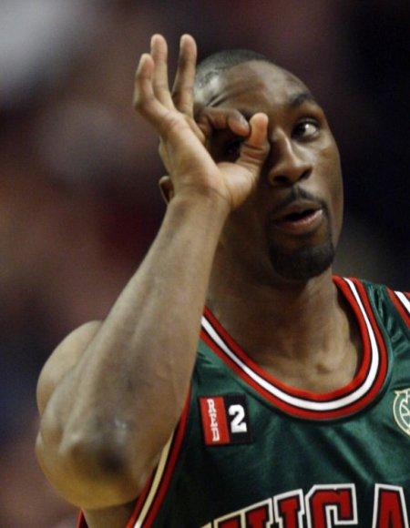 """Jubiliejiniai B.Gordono taškai sėkmės """"Pistons"""" klubui neatnešė"""