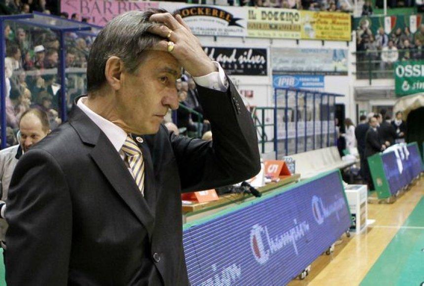 B.Tanjevičiaus auklėtiniai pirmojoje poros dvikovoje buvo stipresni 84-78