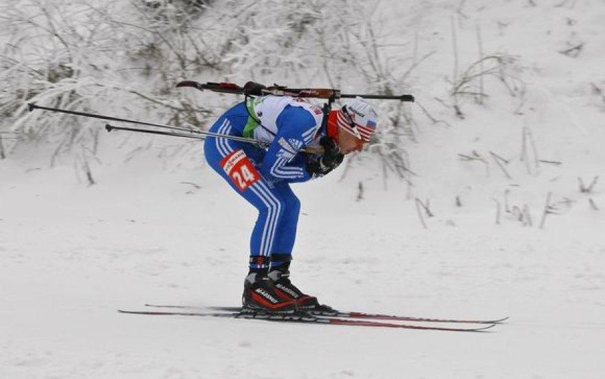 Triumfas Vankuveryje solidžiai papildytų Rusijos sportininkų kišenes