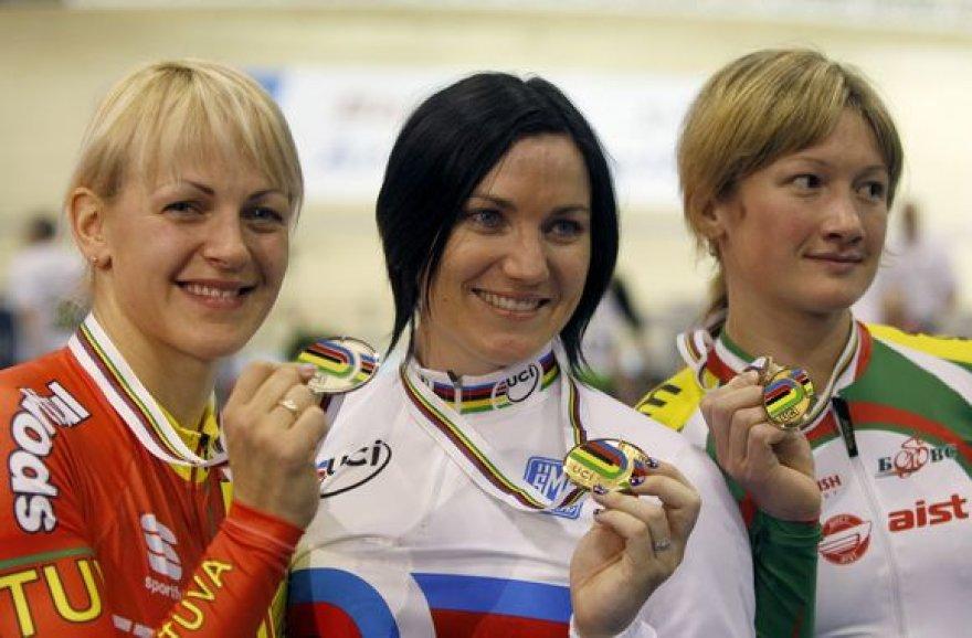 S.Krupeckaitė turi galimybę Kopenhagoje iškovoti antrąjį medalį