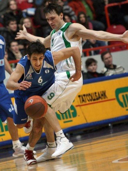"""R.Stipčevičius praėjusį sezoną atstovavo """"Zadar"""" komandai"""