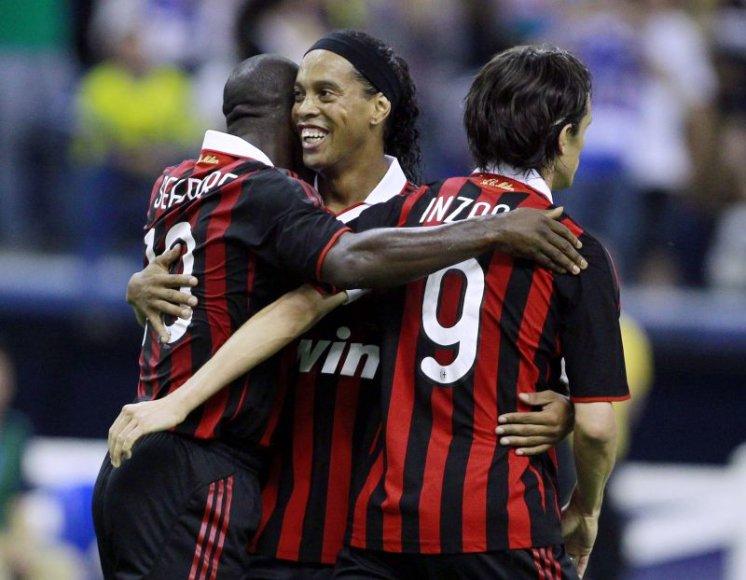 """""""AC Milan"""" visame pasaulyje ieško jaunųjų talentų, ateityje galinčių pakeisti klubo žvaigždes"""