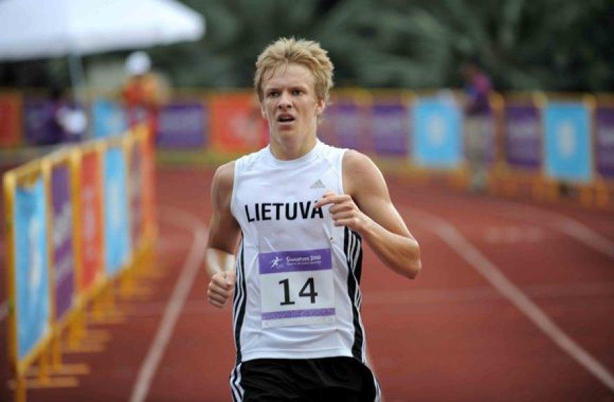 L.Kontrimavičius Lietuvai padovanojo penktąjį medalį