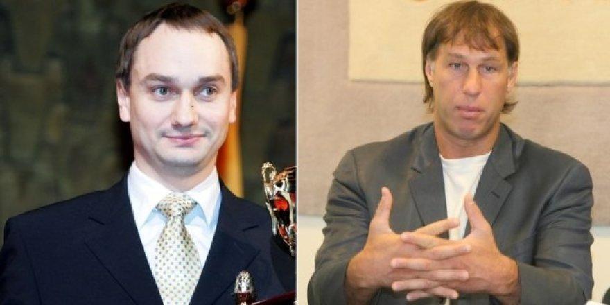 M.Balčiūnas (kairėje) ir Š.Marčiulionis žarstosi kaltinimais