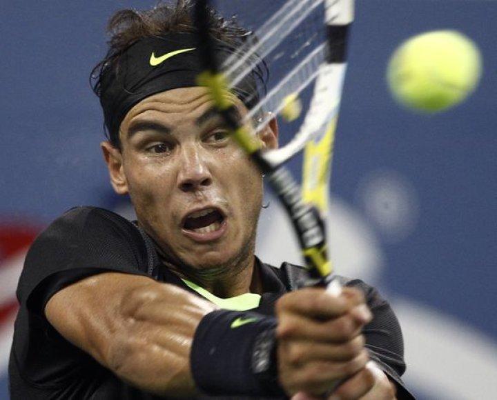 Turnyro favoritas R.Nadalis vyrų vienetų varžybose šventė dar vieną pergalę