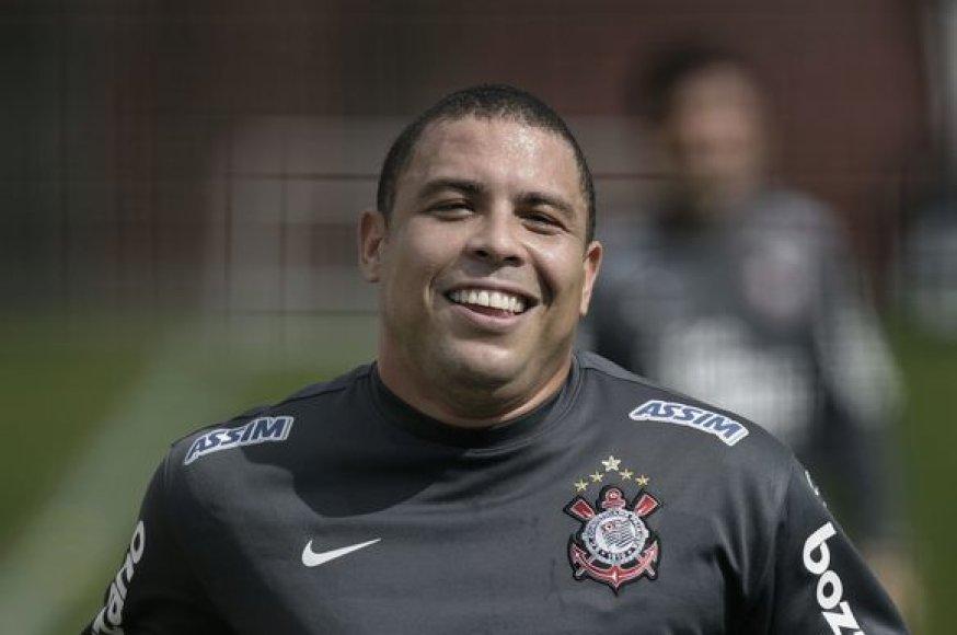 Ronaldo grįžo, bet nepasižymėjo