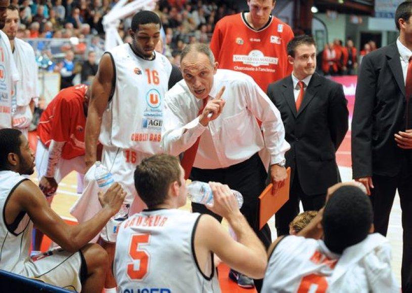 """Šolė """"Basket"""" ir """"Lietuvos ryto"""" akistata įvyks ketvirtadienį Vilniuje"""