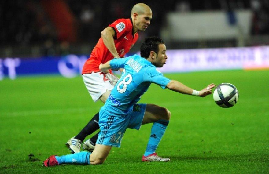"""""""Marseille"""" suklupo prieš PSG"""