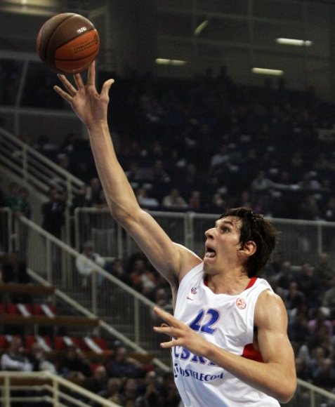Vidurio puolėjo Bobano Marjanovičiaus žaidimas nedžiugina CSKA vadovų.