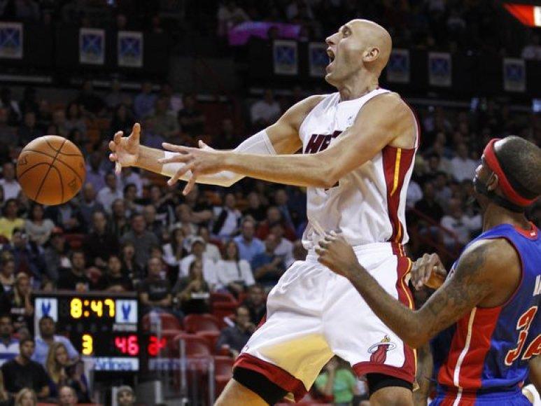 Žydrūnas Ilgauskas antrą kartą karjeroje žais NBA finale