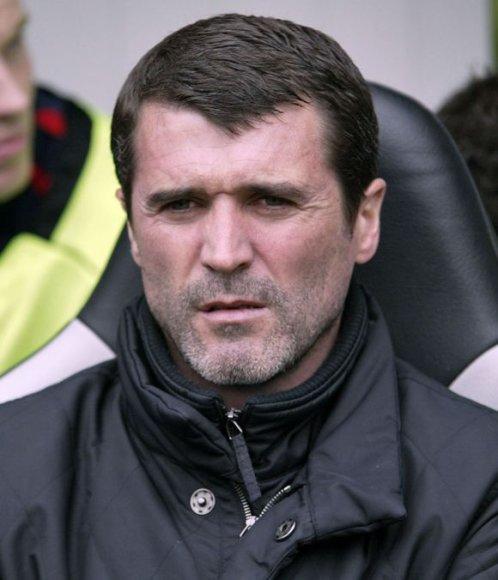 """Ipswich Town"" klubą treniruoja garsusis Roy'us Keane'as."