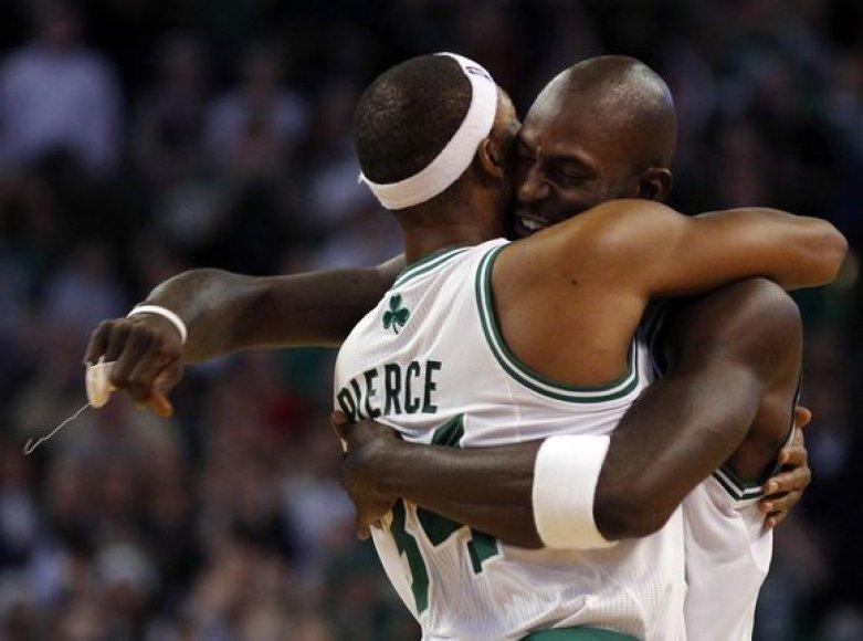 """Celtics"" laimėjo 14 kartą iš eilės."