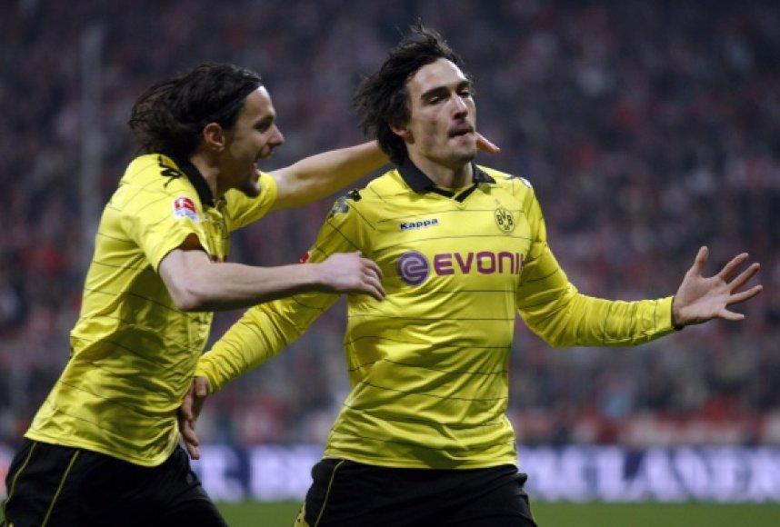 """Borussia"" triumfas."