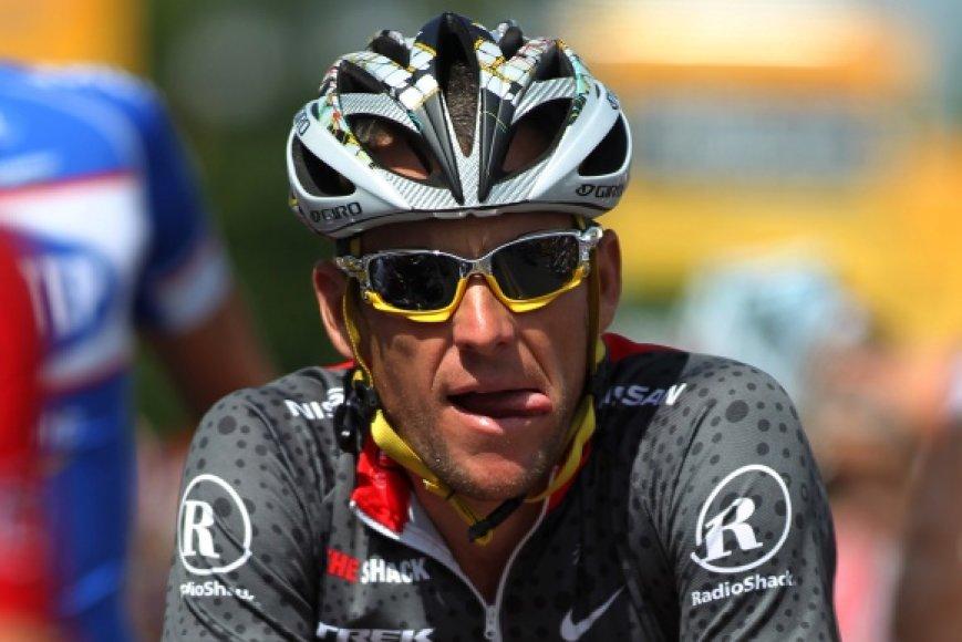 Lance'ą Armstrongą dopingu apkaltino buvęs komandos draugas.