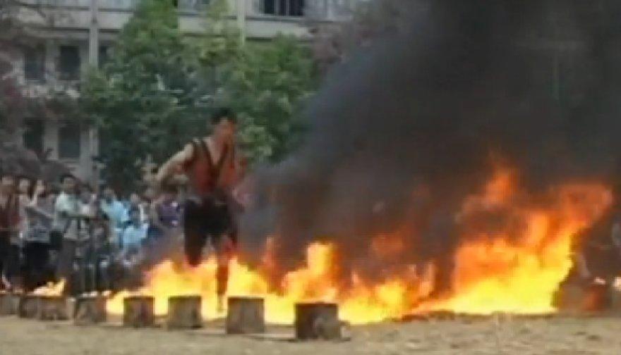 Tradicinio Kinijos sporto žaidynės.