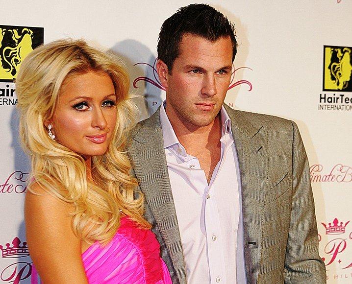 Paris Hilton su vaikinu Dougu Reinhardtu