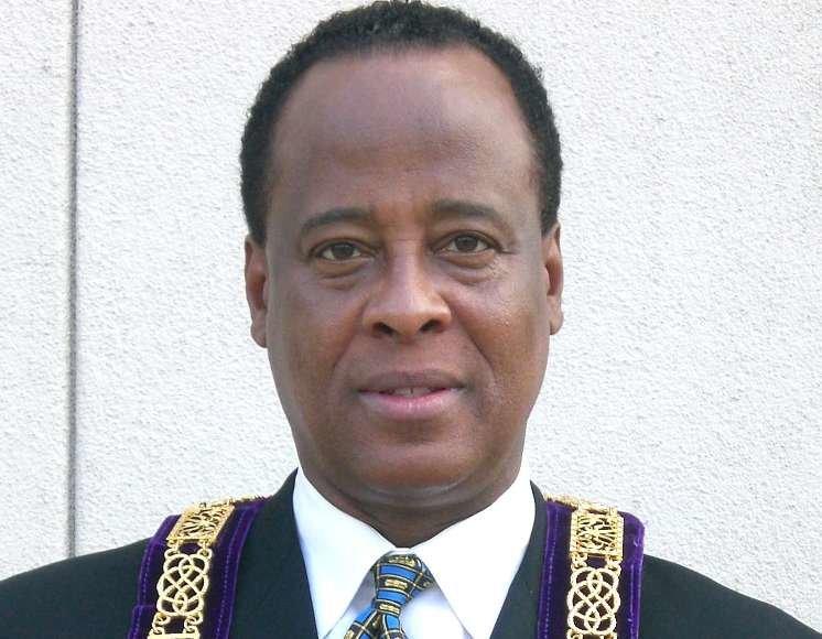 M.Jacksono gydytojas Conradas Murray