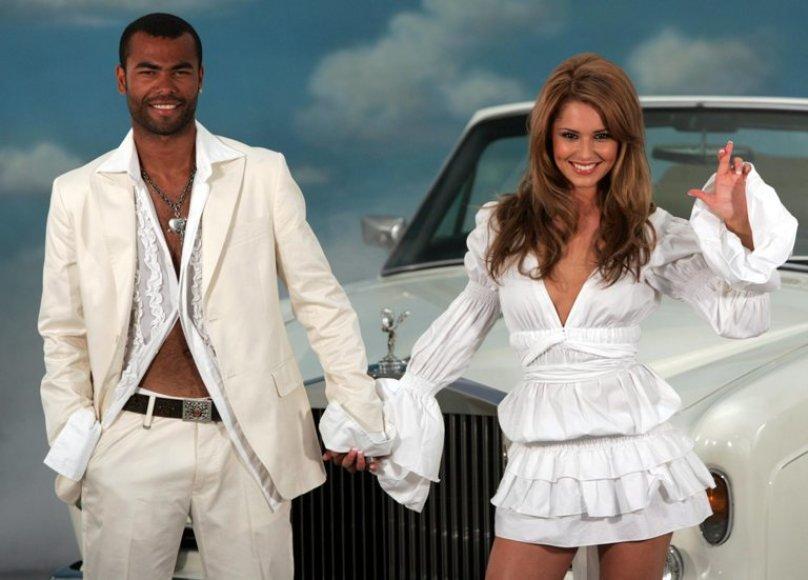 Cheryl Cole su vyru Ashley
