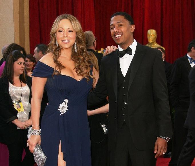 Mariah Carey ir Nickas Cannonas