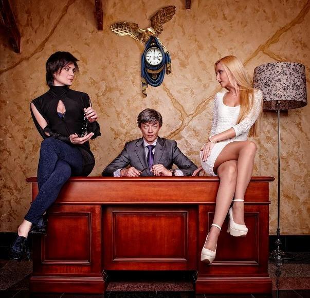 Iš kairės: Monika Bičiūnaitė, Ramūnas Rudokas ir Lina Bražinskaitė-Tupikovskienė