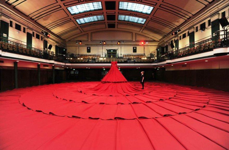"""Projektas """"Reddress"""" (liet. """"Raudona suknelė"""")"""