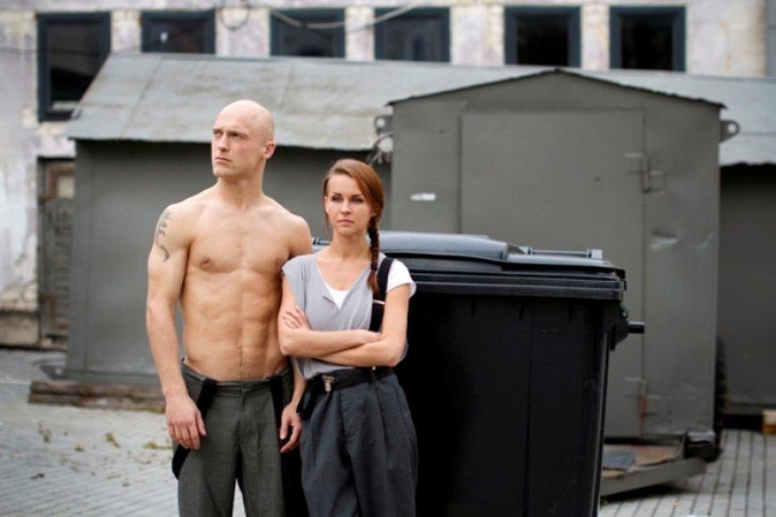 Airida Gudaitė ir Laurynas Žakevičius