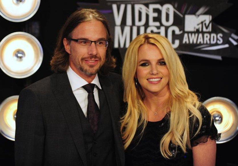 Jasonas Trawickas ir Britney Spears